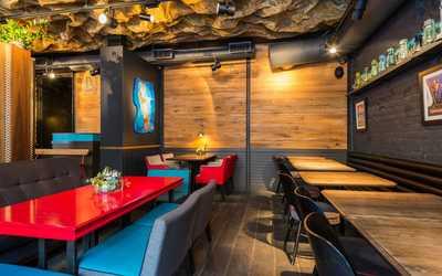 Банкетный зал ресторана География на улице Рубинштейна фото 3