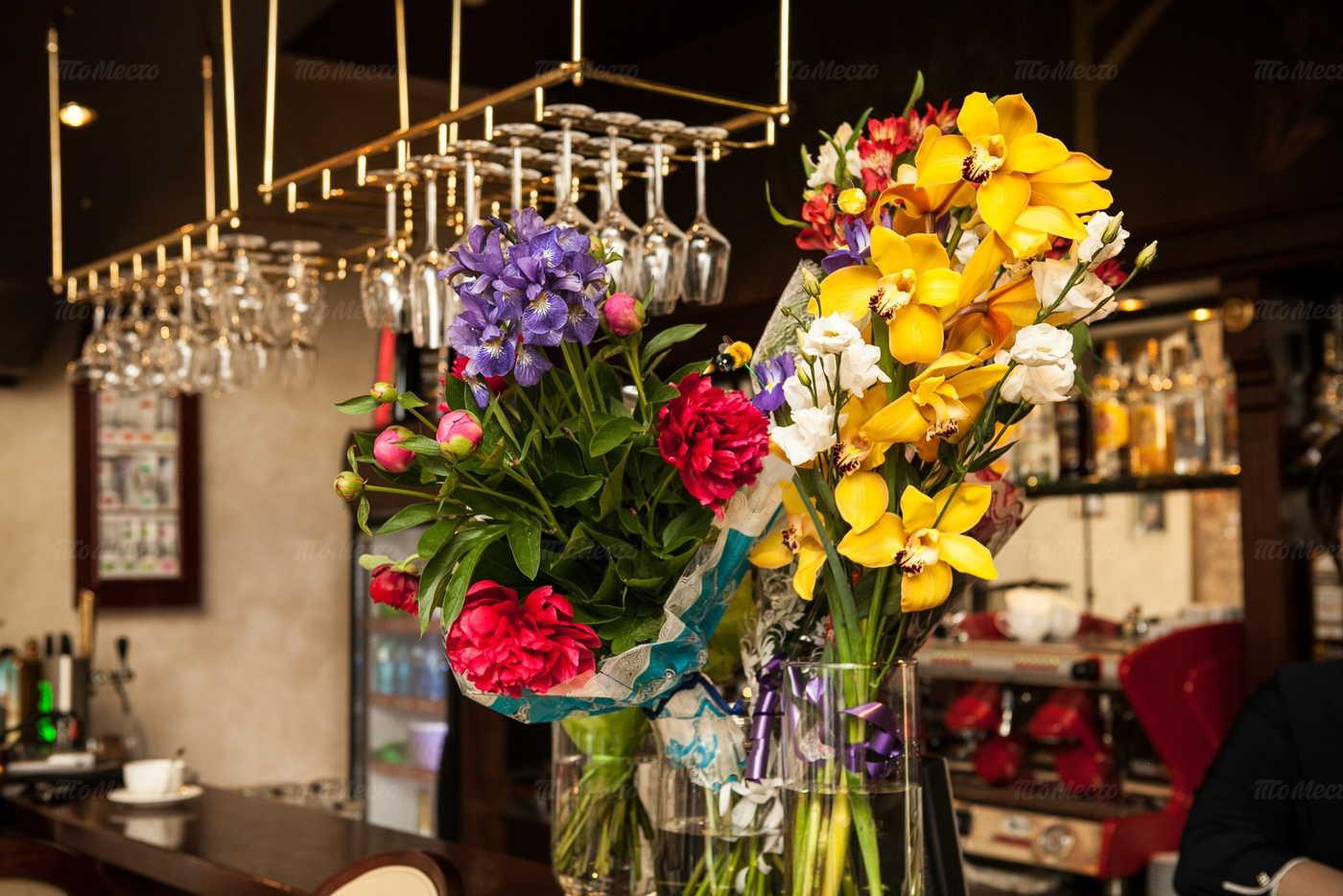 Меню кафе, ресторана Поместье на Оранжерейной улице