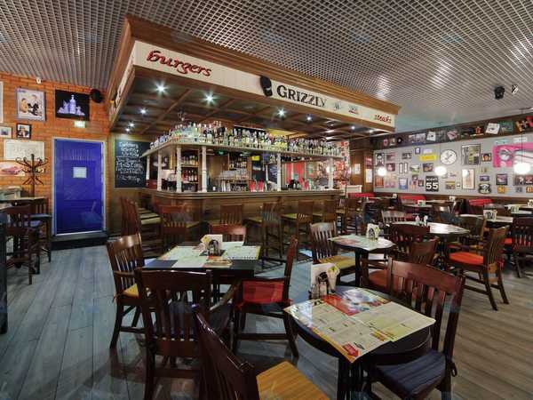 Гризли (Grizzly Bar)
