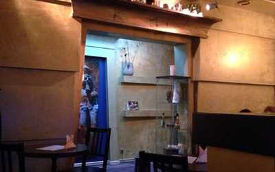 Банкетный зал ресторана Эннеада на улице Чайковского фото 1