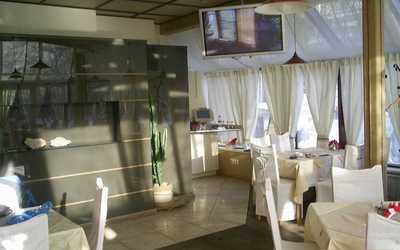 Банкетный зал кафе Аквариум в Университетском переулке фото 2