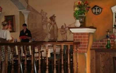 Банкетный зал кафе, ресторана 12 стульев на улице Зеленский Съезд фото 2