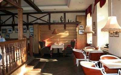 Банкетный зал кафе, ресторана 12 стульев на улице Зеленский Съезд фото 3