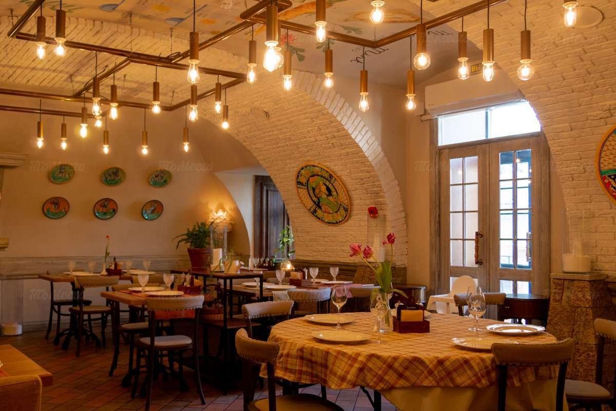 Ресторан Роберто (бывш. La Cantinetta da Roberto) на Рождественской улице фото 2