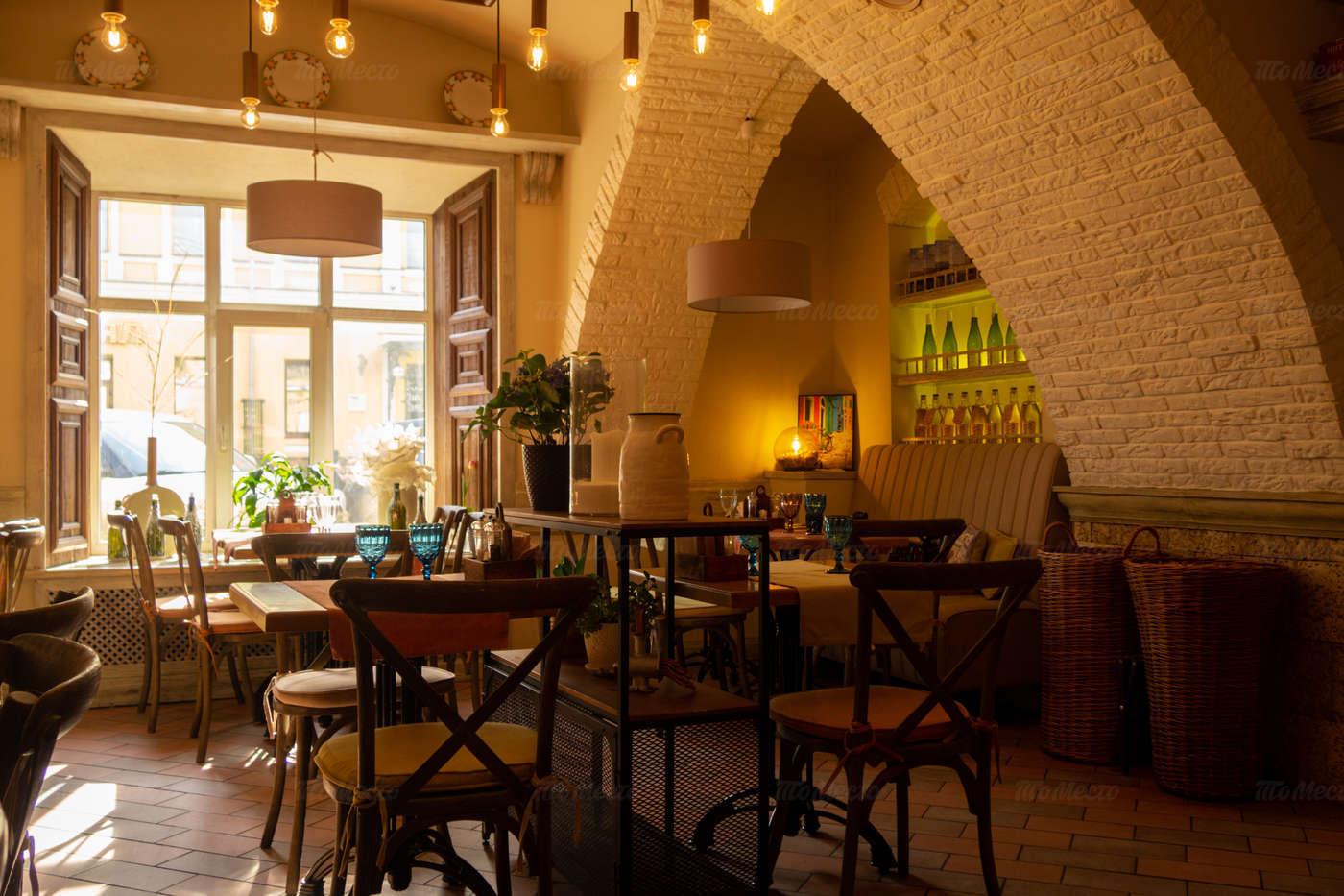 Ресторан Роберто (бывш. La Cantinetta da Roberto) на Рождественской улице