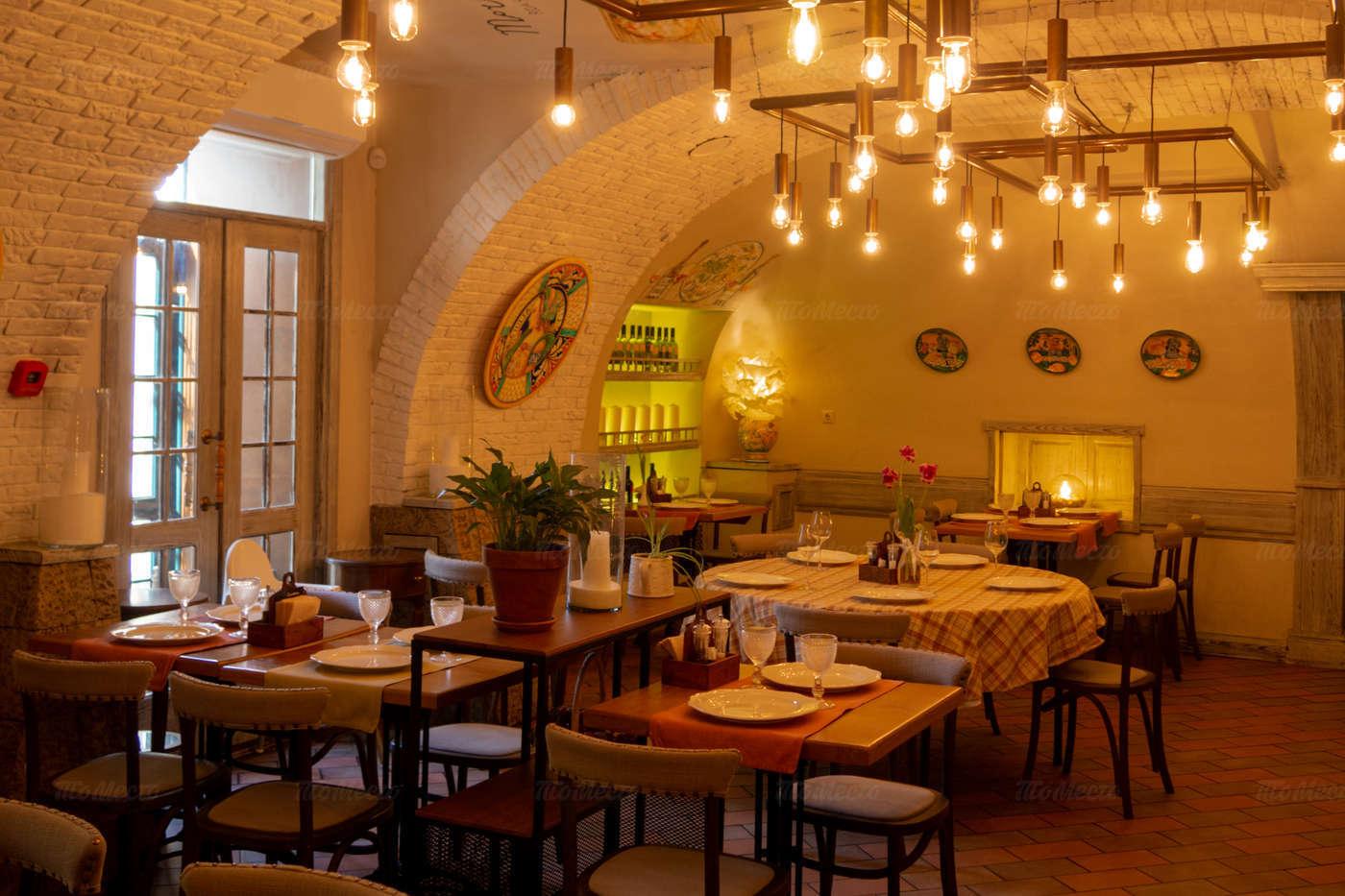 Ресторан Роберто (бывш. La Cantinetta da Roberto) на Рождественской улице фото 6