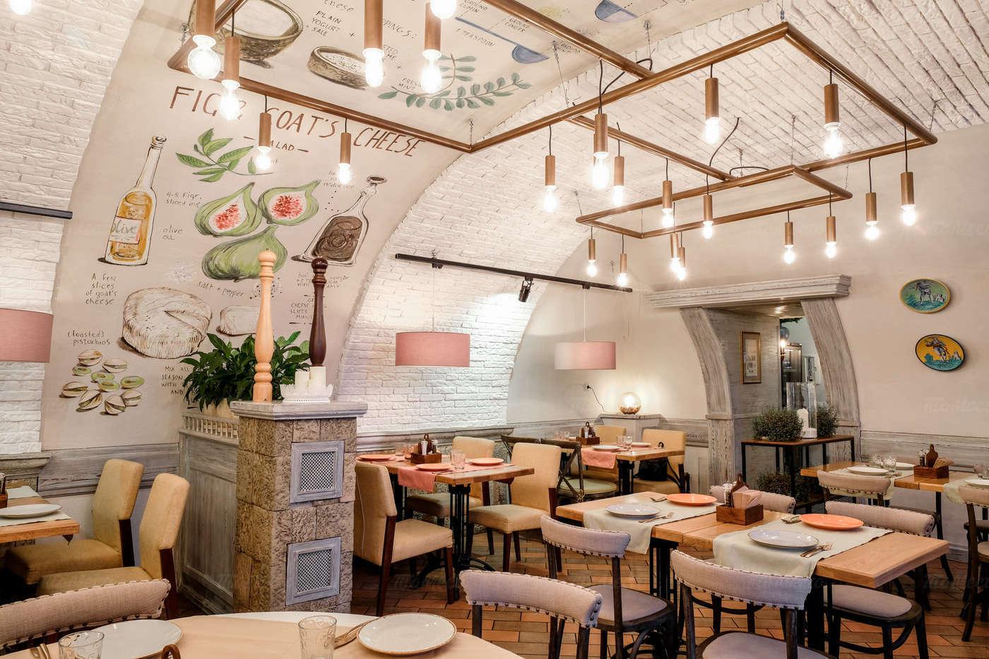 Ресторан Роберто (бывш. La Cantinetta da Roberto) на Рождественской улице фото 5