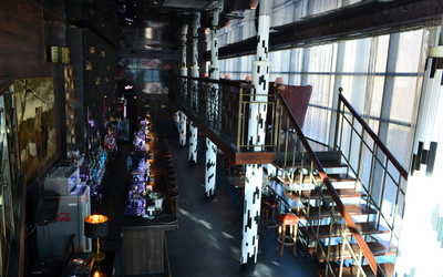 Банкетный зал бара Berezka Bar на Большой Покровской улице фото 1