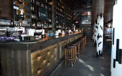 Банкетный зал бара Берёзка (Berezka Bar) на Большой Покровской улице фото 2