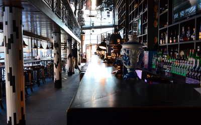 Банкетный зал бара Берёзка (Berezka Bar) на Большой Покровской улице фото 3