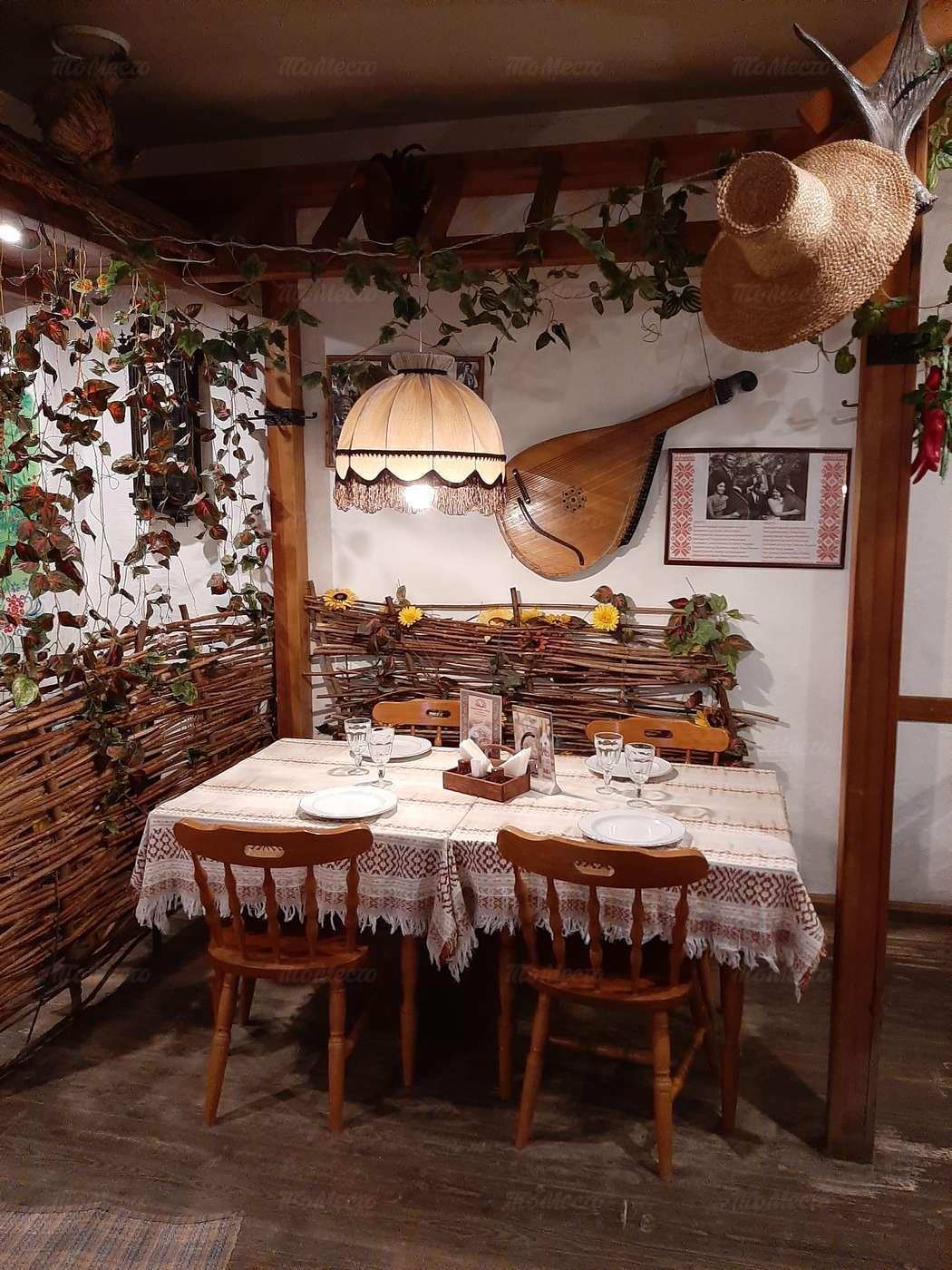 Ресторан Веселая кума на улице Костиной фото 7