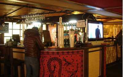 Банкетный зал бара, кафе Бар Босс (BarBoss) на улице Ванеевой