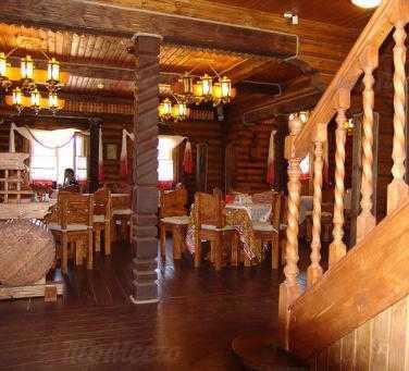 Меню ресторана Ермак на улице Энгельса