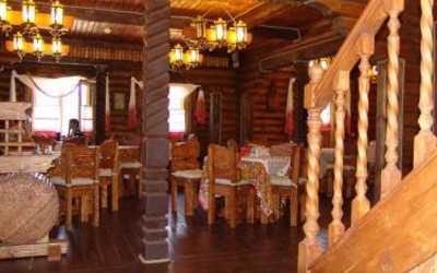 Банкетный зал ресторана Ермак на улице Энгельса фото 3