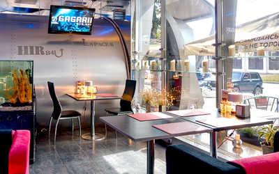 Банкетный зал кафе, ночного клуба Гагарин (Gagarin) на Молодежном проспекте фото 2