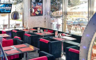 Банкетный зал кафе, ночного клуба Гагарин (Gagarin) на Молодежном проспекте фото 3