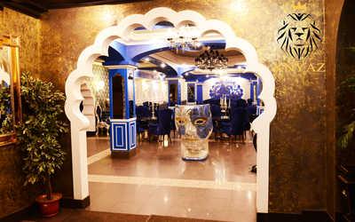 Банкетный зал кафе Князь на Удмуртской улице