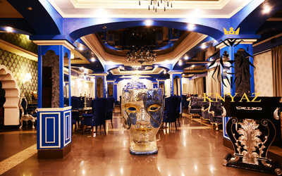 Банкетный зал кафе Князь (Knyaz) на Удмуртской улице фото 1