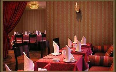 Банкетный зал ресторана Nikola House на улице Пожарского