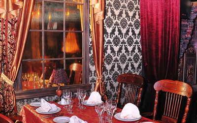 Банкетный зал ресторана Мечта на проспекте Гагарина фото 2