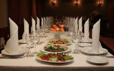 Банкетный зал ресторана Погребок Шато на Большой Покровской улице фото 3