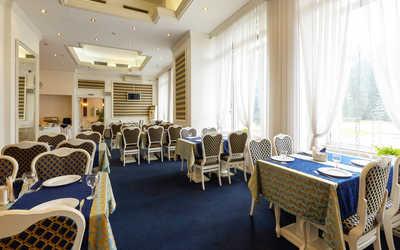Банкетный зал ресторана Премьер на Верхневолжской набережной фото 3
