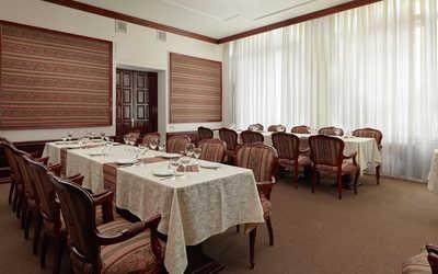 Банкетный зал ресторана Премьер на Верхневолжской набережной фото 2