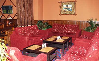 Банкетный зал пивного ресторана КабанчикЪ на улице Луначарского фото 3