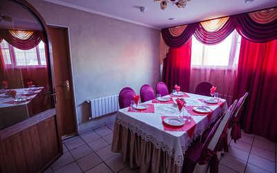Банкетный зал кафе Уют на Комсомольской площади фото 2