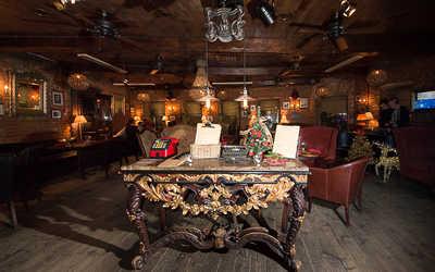 Банкетный зал кафе Тако (Tako) на Варварской улице фото 3