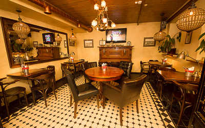 Банкетный зал кафе Тако на Варварской улице фото 1