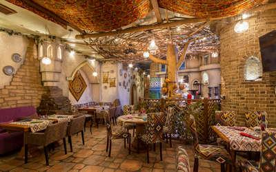 Банкеты кафе Тюбетейка на Рождественской улице фото 3