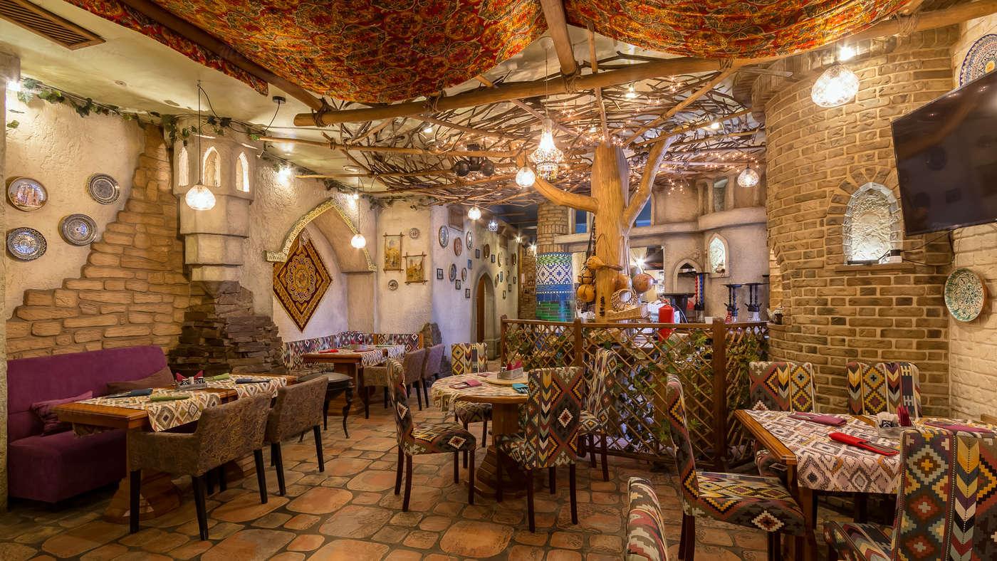 Кафе Тюбетейка на Рождественской улице фото 3