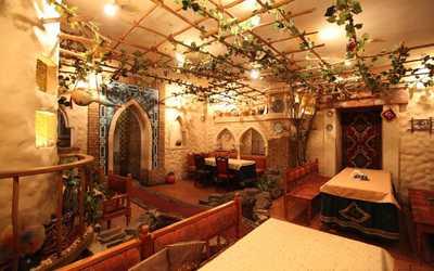 Банкетный зал кафе Тюбетейка на Рождественской улице фото 2
