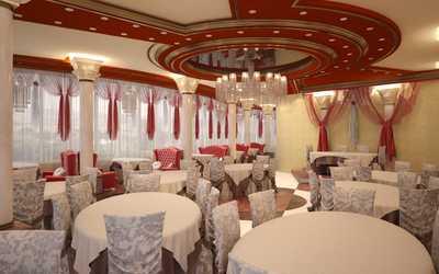 Банкетный зал ресторана Ренессанс на улице Лариной фото 1