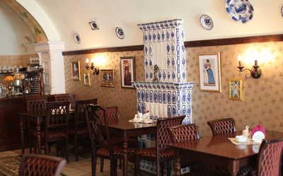 Банкетный зал ресторана Ресторация Пяткин на Рождественской улице фото 3