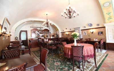Банкетный зал ресторана Ресторация Пяткин на Рождественской улице фото 1