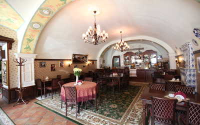 Банкетный зал ресторана Ресторация Пяткин на Рождественской улице фото 2