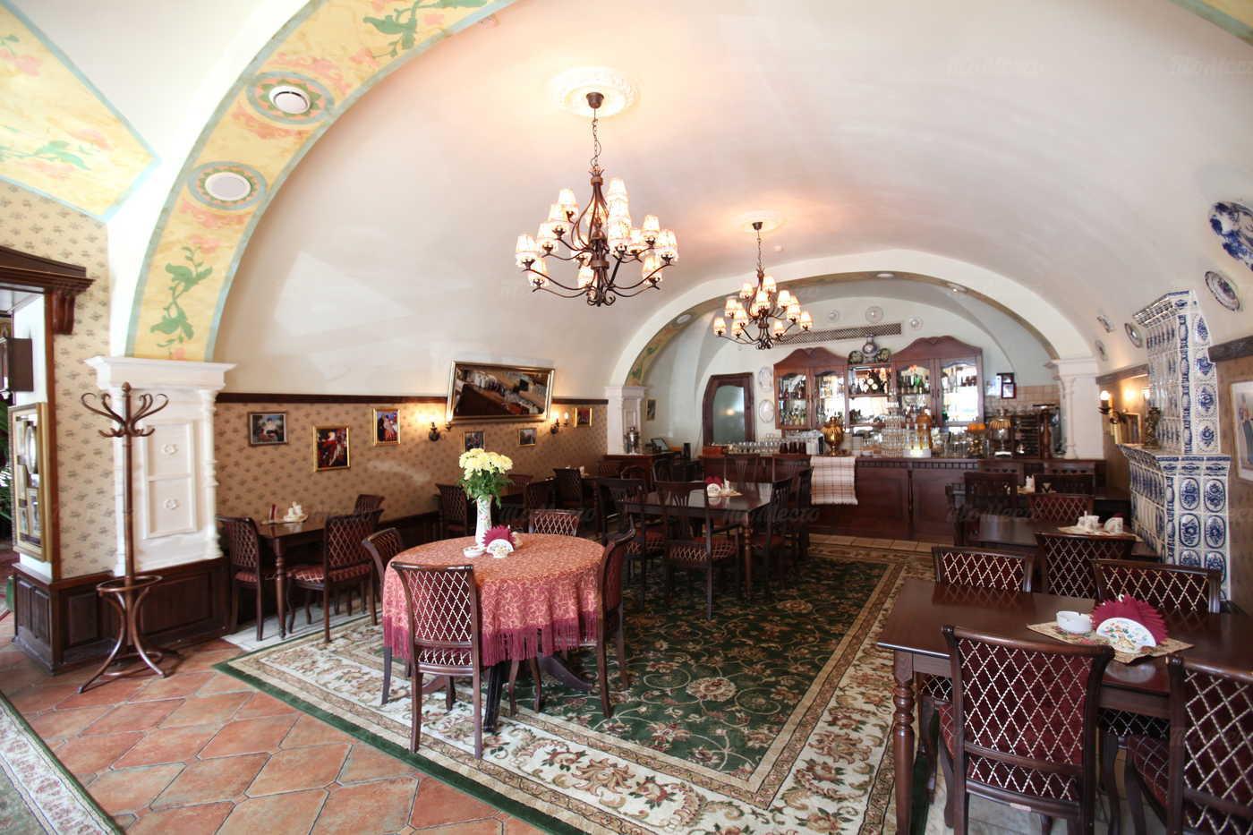Ресторан Пяткин на Рождественской улице