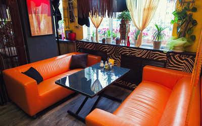 Банкетный зал кафе Африка на Московском шоссе