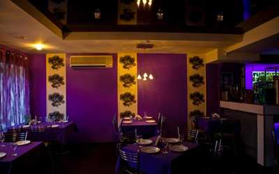 Банкетный зал кафе Индиго в Проходном переулке