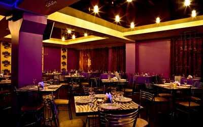 Банкетный зал кафе Индиго (Indigo) в Проходном переулке фото 1