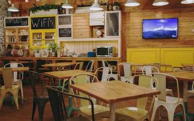 Банкетный зал кафе Obed Bufet (Обед Буфет) на Невском проспекте