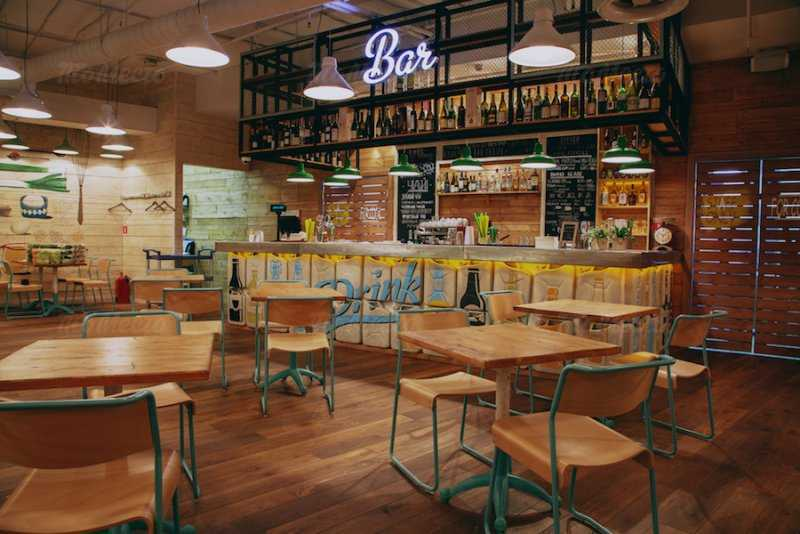 Меню кафе Obed Bufet (Обед Буфет) на Невском проспекте