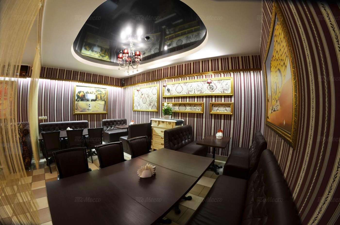 Кафе Дали (Dali) на Мещерском бульваре