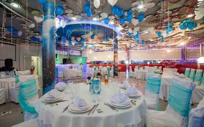 Банкетный зал ночного клуба, ресторана Будущее (Future) на проспекте Просвещения фото 3