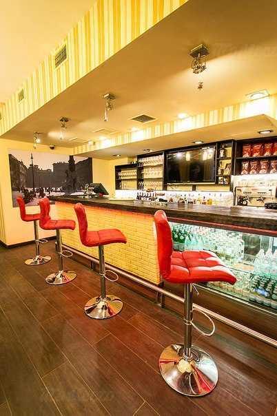 Меню кафе Quest'è Pasta на Владимирском проспекте