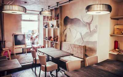 Банкетный зал стейк-хауса Red. Steak&Wine (Рэд Стэйк энд Вайн) на улице Ленина