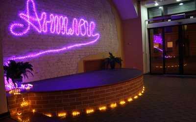 Банкетный зал ресторана Аншлаг на Полтавской улице фото 2