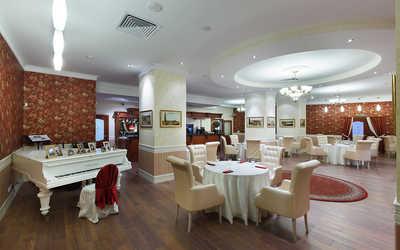Банкетный зал ресторана Есенин на улице Есениной фото 2